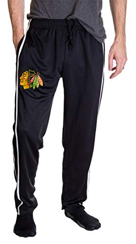 riped Training Pants (Chicago Blackhawks, Large) ()