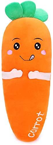 Panduo Juguete de Peluche Regalos Gigante Zanahoria Precioso Peluche de Juguete de la Almohadilla Suave rábano muñeca de…