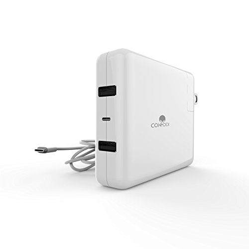 87w usb-c power adapter for iphone