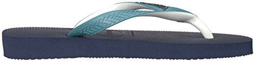 Havaianas Kid's Top Mix Sandal, Navy Blue/Mineral Blue 23/24 BR/Toddler (9 M US) - Image 7