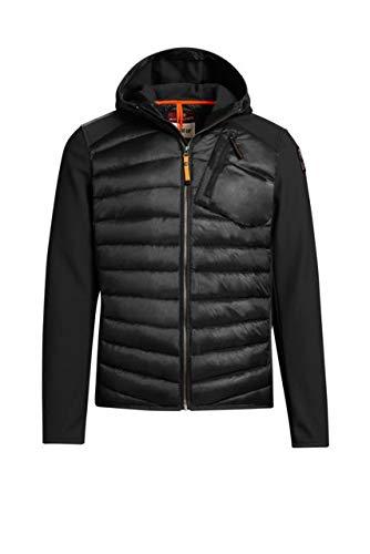 Price comparison product image Parajumpers Nolan Casual Synthetic Jacket - Men's,  Black,  Medium,  Nolan-Black-M