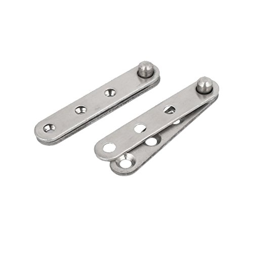 dealmux-drawer-window-fittings-360-degree-rotable-door-pivot-hinges-silver-tone-10-pcs