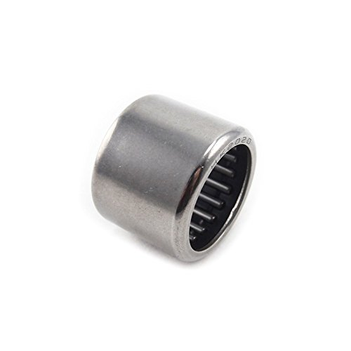 Pack of 10 Generic HK202620 HK2020 20x26x20mm Metal Needle Roller Bearing