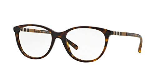 Burberry Eye Glasses - Eyeglasses Burberry BE 2205 3002 DARK
