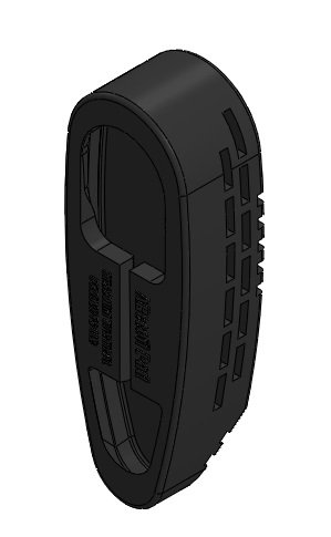 Missouri Tactical Products LLC ARecoil Pad Snap-On Recoil Pad for 6-Position Adjustable Stocks (black)