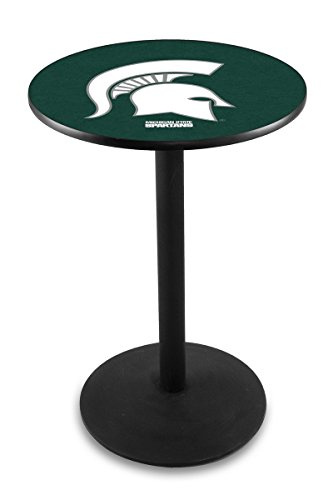 Holland Bar Stool L214B Michigan State University Officially Licensed Pub Table, 28