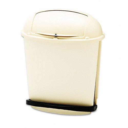 Rubbermaid RCP617700BG 14 5 Gal Firesafe Wastebasket product image