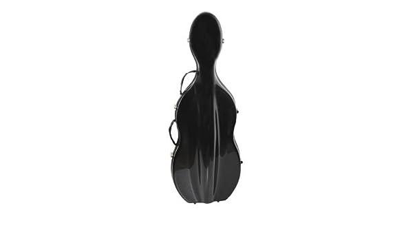Amazon.com: ESTUCHE - Violonchelo 4/4 Fibra Ref.354 (129x47 ...
