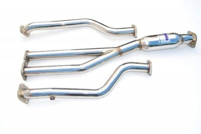 (Invidia 06+ Lexus IS250/IS350 RWD Exhaust Mid-Pipe 70mm)