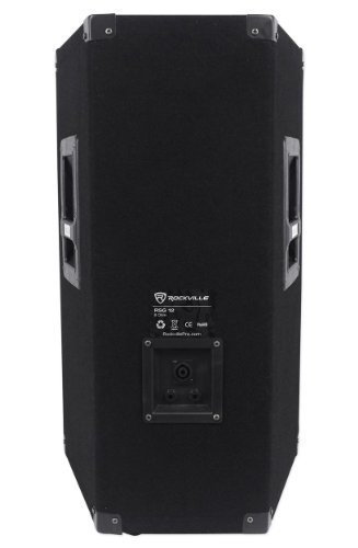 Rockville RSG12 12'' 3-Way 1000 Watt 8-Ohm Passive DJ/Pro Audio PA Speaker