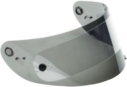 Bell Click Release Double Shield Snowmobile Helmet Accessories Dark Silver Iridium//One Size