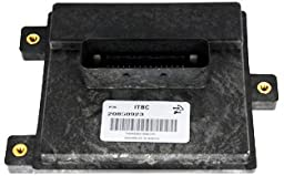 ACDelco 20850923 GM Original Equipment Trailer Brake Control Module Assembly