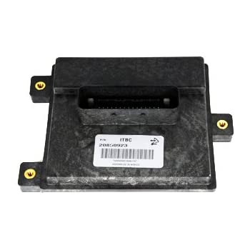 ACDelco 84256781 GM Original Equipment Electronic Brake Control Module Assembly