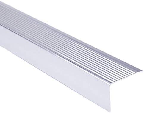 Color : A1 B40 /× H30 /× L900MM Abdeckleisten Laminat T/ür Treppen aus Aluminiumlegierung vom Typ L Rutschfester Schwellenstreifen Boden dekorativer Streifen Bodenkantenstreifen T/ür/öffnungsstreifen