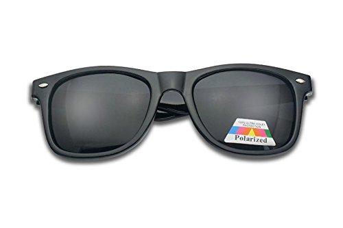 4469ab6168 Large Oversized Square Flat Top Dark Uv POLARIZED Lens - Import It ...