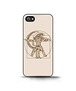 Alien h.r For Apple Iphone 4/4S Case Cover