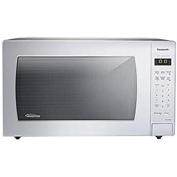Amazon.com: Panasonic Microwave Oven NN-SN651WAZ White ...