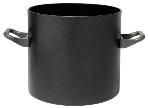 (Alessi La Cintura di Orione Stockpot, Aluminium, Non-Stick, 20 cm, (90100/20 A))