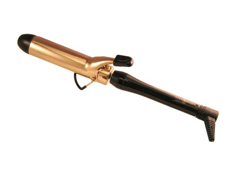 Gold 'N Hot GH9205 Professional Spring Curling Iron, 1-1/4