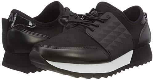 98 21 098 5 black oliver 5 Comb Zapatillas S Negro Mujer 23613 Para x1HOIn
