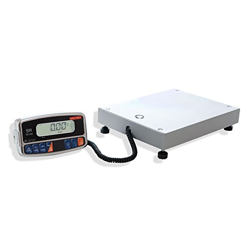 Amazon.com: TORREY SR 50/100 Electronic Digital Shipping Scale with Large Display and Backlight, 100 lb: Home Improvement