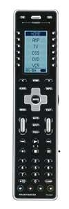 Marantz RC 3001 universal-mando a distancia (LC-display, RF/IR-ampliación, por infrarrojos-función de aprendizaje, USB 2,0) negro/plata
