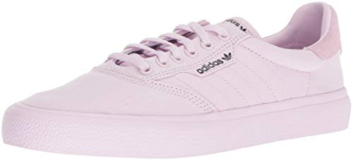 adidas Originals 3MC Skate Shoe, aero Pink/Black, 5.5 M US