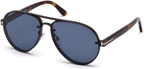 Sunglasses Tom Ford FT 0622 Alexei- 02 12V shiny dark ()