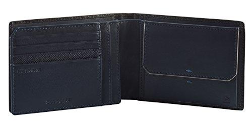 13 carte Liters night Billfold black Compartments Gris Cm Spectrolite 2 grey Noir Crédit Porte 0 For Blue De 7 Slg Creditcards PwwH861x