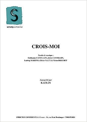 MOI TÉLÉCHARGER GRATUIT GRATUIT CROIS KAOLIN