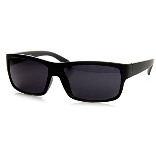 zeroUV Modern Rectangular Action Sports Sunglasses