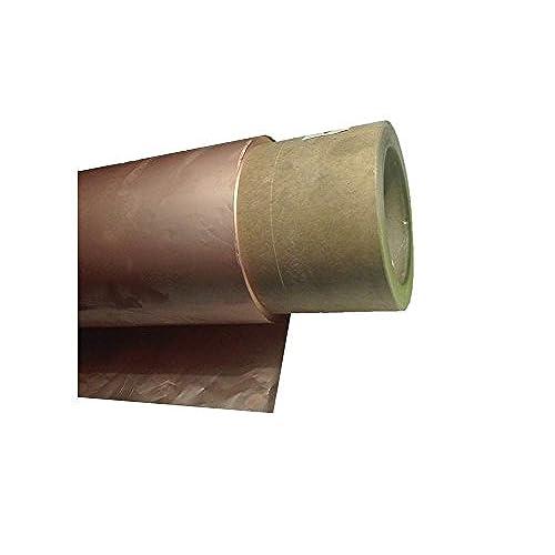 1/mtr. B /& T m/étal aluminium 35/x 20/x 2/mm Profil/é en U ALM gsi0,5/F22/Soudable eloxierf/ähig Longueur env 1000/mm + 0//-3/mm