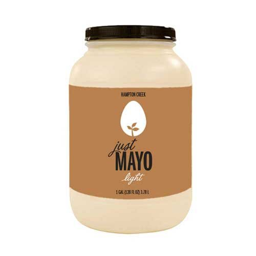 Just Mayo Premium Light Mayonnaise, 1 Gallon -- 4 per case. by Just Mayo