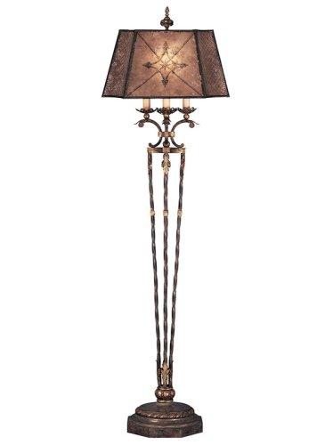 Fine art lamps 166120 villa 1919 3 way glass candelabra floor lamp fine art lamps 166120 villa 1919 3 way glass candelabra floor lamp 1 light aloadofball Image collections