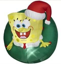 Amazon.com: 3 Ft. - Gemmy Christmas Airblown Inflatable ...