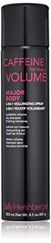 Sally Hershberger Hair Major Body 3-in-1 Volumizing Spray, 8.5 Ounce (Caffeine Spray compare prices)