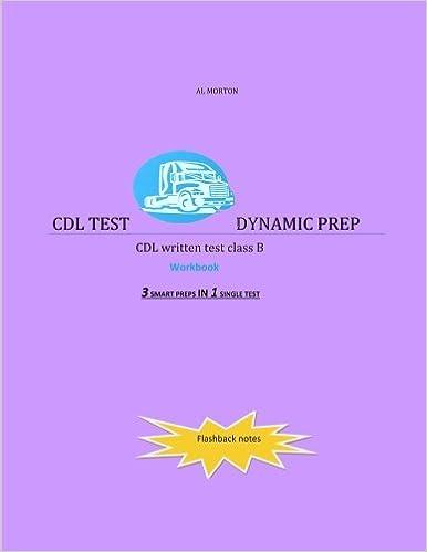 CDL Test Dynamic Prep: CDL written test class A