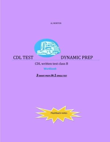 CDL Test Dynamic Prep: CDL written test class B