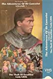 The Adventures of Sir Lancelot Volume 1 (The Theft of Excalibur and Lady Lilith) VHS