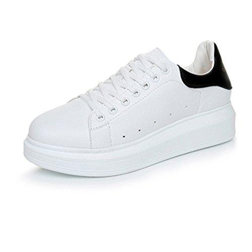chaussures exclusives prix raisonnable les dernières nouveautés Basket Plateforme de Femme Chaussure Sneakers Basse ...