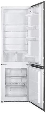 Smeg C3170P1 nevera y congelador Integrado Blanco 277 L A+ ...