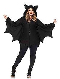 Leg Avenue Women's Cozy Bat Costume