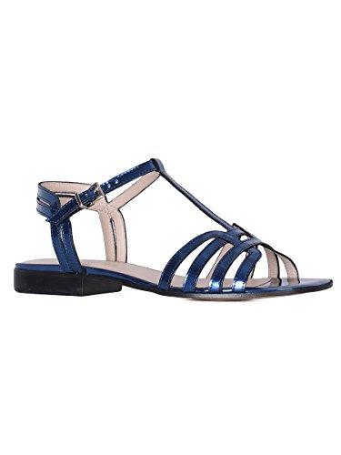Franca - Sandalias de vestir para mujer azul turquesa turquesa