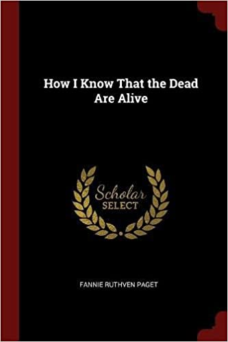 Book How I Know That the Dead Are Alive