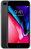 Apple iPhone 8 Plus without FaceTime - 256GB, 4G LTE, Space Grey