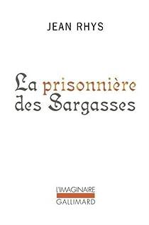 La prisonnière des Sargasses par Rhys