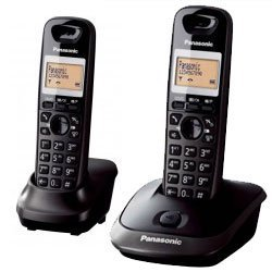 (Panasonic- Kxtg2512 - Digital Cordless Phone With Speakerphone - Twin)