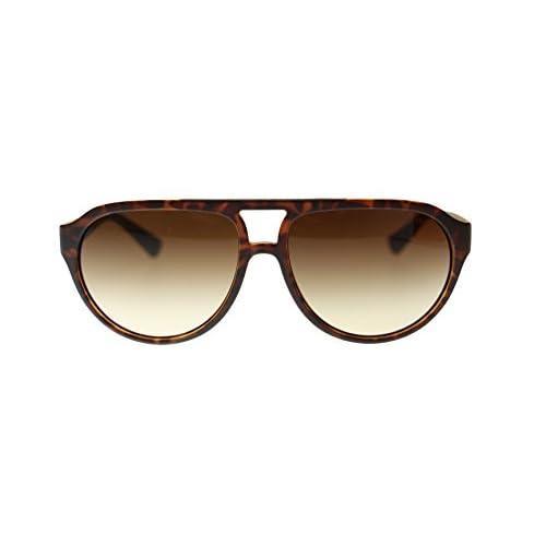 8348b40f83 Armani Exchange AX4042 802913 Tortoise Men's Sunglasses Aviator 59mm  Authentic delicate