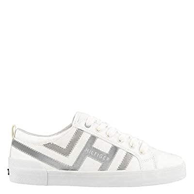 Tommy Hilfiger Women's, Pema Lace up Sneaker | Fashion Sneakers