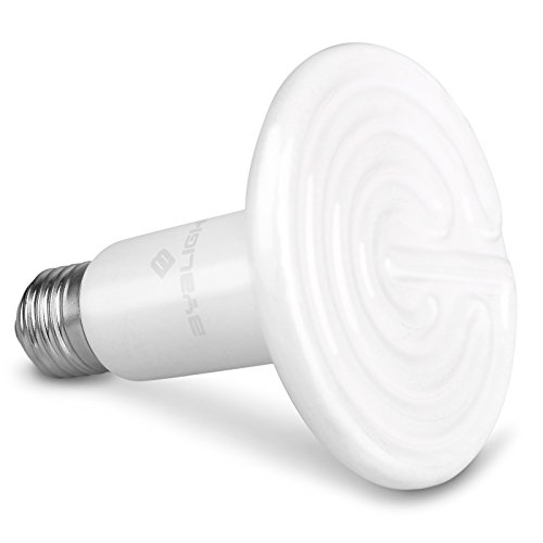 BYB-100W-110V-Ceramic-Infrared-Heat-Emitter-Brooder-Coop-Pet-Infrared-Lamp-Bulb-White